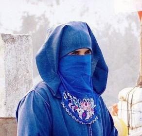 FEMME-Marocaine